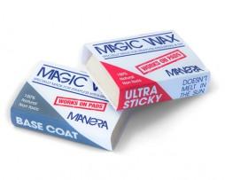 MagicWax-prancha pads