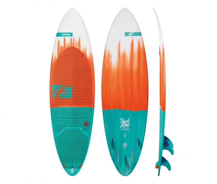 signature flex f one surfboard 100 surfing shape