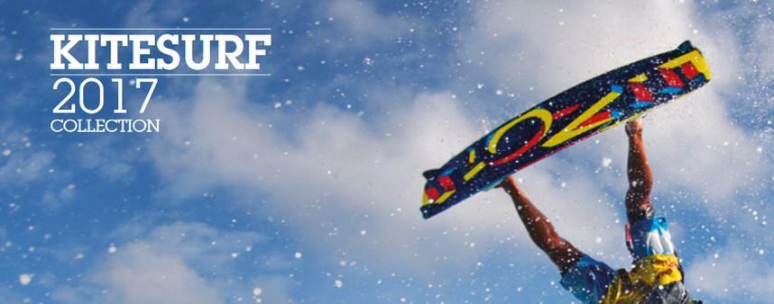 Catálogo Kitesurf 2017 F-ONE
