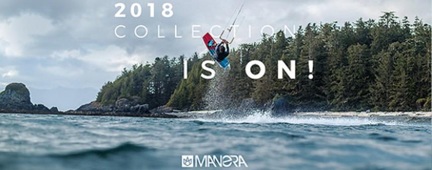 Catálogo 2018 MANERA