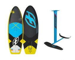 PACK Kitefoil IC6 Prancha 51TS