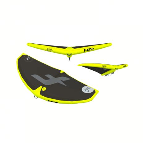 Wing Surf SWING - C LIME-BLACK-