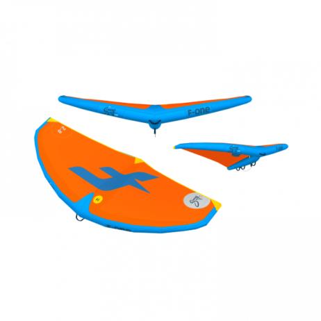 Wing Surf SWING - D BLUE-ORANGE