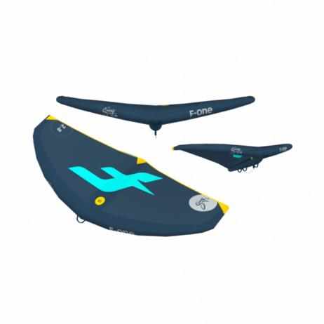 Wing Surf SWING - F SLATE-BLUE-LAGON