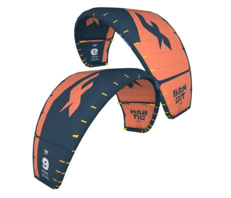 Kite Bandit 2021 Papaya