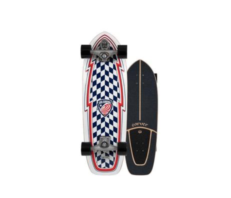 """Surfskate CARVER Booster 30.75"""""""