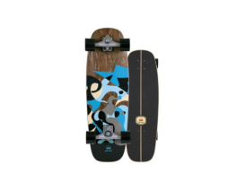 "CARVER 30"" Blue Ray Surfskate"