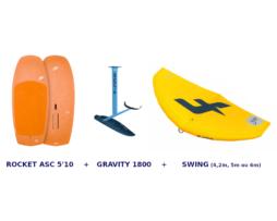 Pack WING SURF FOIL
