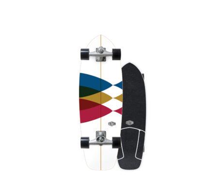 "Surfskate TRITON 30"" Spectral"