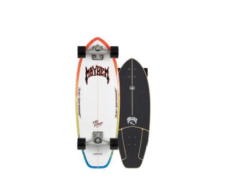 "Surfskate CARVER LOST31"" RadRipper"