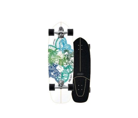 Surfskate CARVER Yago Skinny Goat 30.75″
