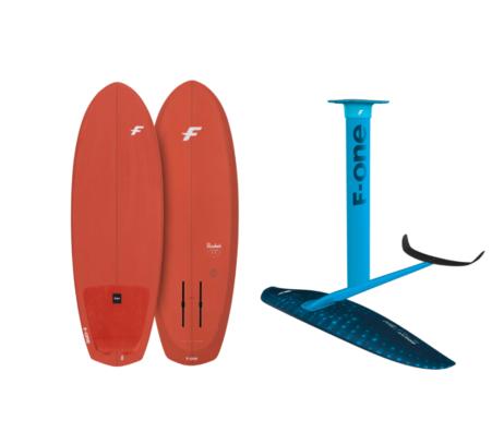 PACK Prancha Surf Foil ROCKET +Foil 1800 GRAVITY FCT