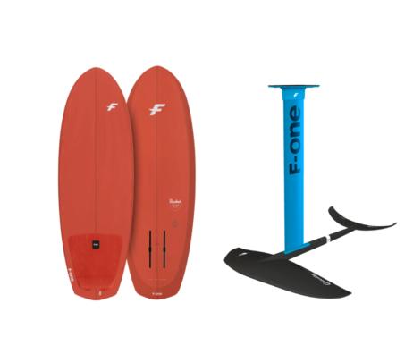 PackPrancha Surf Foil ROCKET + Foil GRAVITY Carbon