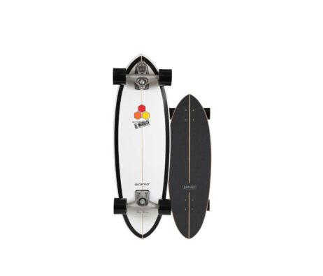"Surfskate CARVER CI BLACK BEAUTY 31.75"""