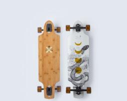 "Longboard Skate ARBOR Bamboo Zeppelin 32"""