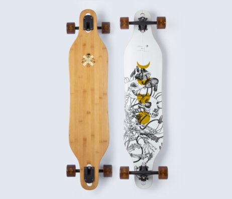 Longboard Skate ARBOR Bamboo Axis 40'' skates skate