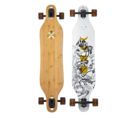 Longboard Skate ARBOR Bamboo Axis 40'' 2021 skates skate