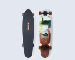"Longboard Skate ARBOR Photo Mission 35"""