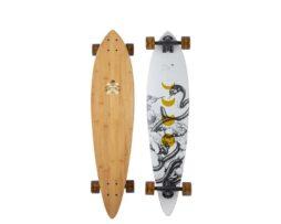 Longboard Skate ARBOR Bamboo Fish 37' 2021 skates skate