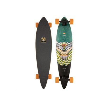 "Longboard Skate ARBOR Artist Fish 37"" 2021 skates skate"
