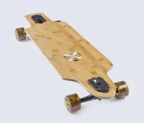"Longboard ARBOR Bamboo Zeppelin 32"" skates skate"