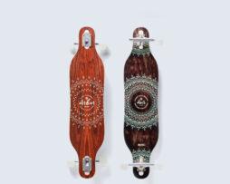 "Longboard Skate ARBOR Solstice Axis 37"""