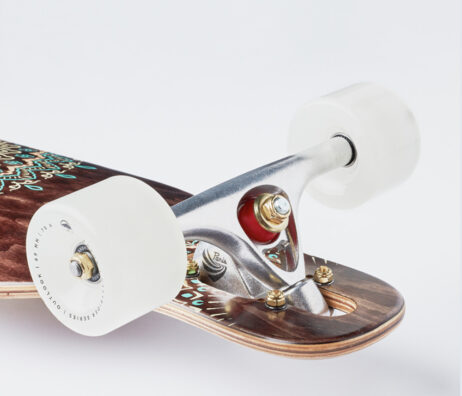 "Longboard ARBOR Solstice Axis 37""skates skate"