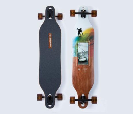 "Longboard Skate ARBOR Photo Axis 40"""