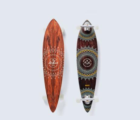 """Longboard Skate ARBOR Solstice Fish 37"""""""