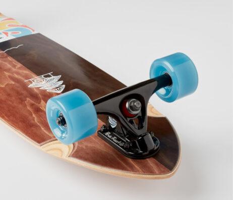 "Longboard ARBOR Groundswell Mission 35""skates skate"