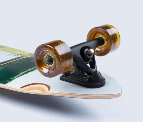 """Longboard ARBOR Photo Mission 35""""skates skate"""
