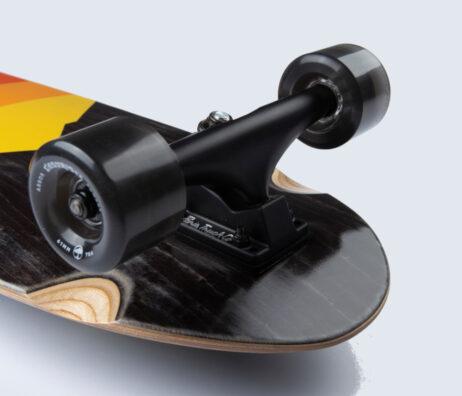 """Cruiser ARBOR Artist Oso 30"""" skates skate"""