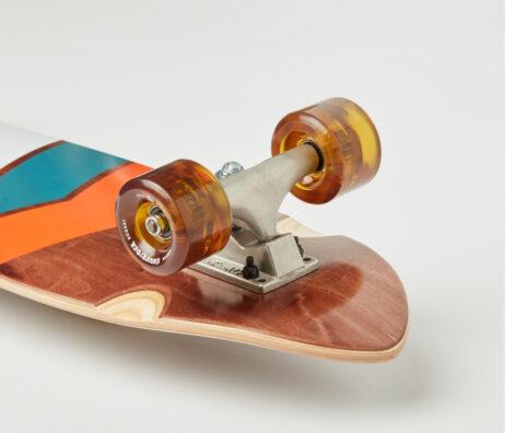 "Cruiser ARBOR Foundation Pocket Rocket 27""skates skate"