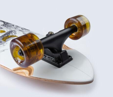 Cruiser ARBOR Bamboo Sizzler 30.50' skates skate