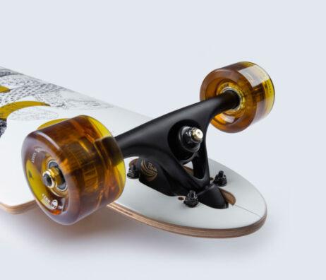 "Longboard ARBOR Bamboo Zeppelin 32""skates skate"