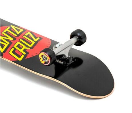 "Street Skate SANTA CRUZ Classic Dot Multi 8.00"" skates skate"