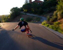 Longboard Skates