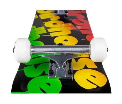 """Street Skate BIRDHOUSE Triple Stack Rasta 8.00"""" skates skate"""