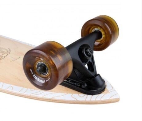 "Longboard Skate ARBOR Groundswell Fish 37"""