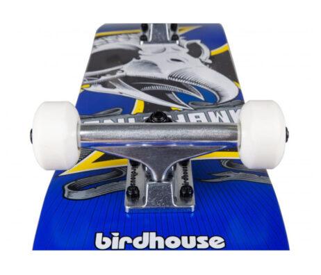 """Street Skate BIRDHOUSE Oversized Skull Mini Blue 7.25"""" skates skate"""