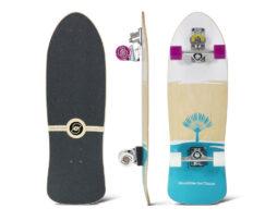 "Surfskate SMOOTHSTAR Johanne Defay 32.50"""