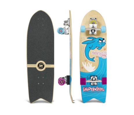 Surfskate SMOOTHSTAR Flying Fish 32