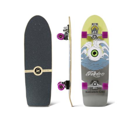Surfskate SMOOTHSTAR Holy Toledo 33