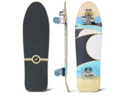 "Surfskate SMOOTHSTAR Manta Ray 35.5"""