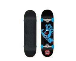 "Street Skate SANTA CRUZ Screaming Hand Full 8.00"""