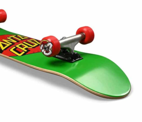 """Street Skate SANTA CRUZ Classic Dot Multi 7.80"""""""