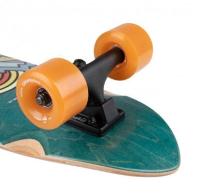 "Cruiser Skate ARBOR Artist Pocket Rocket 27"" 2021"
