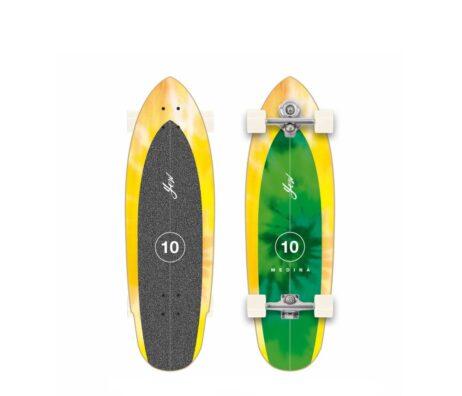 Surfskate YOW Medina Tie Dye 33″